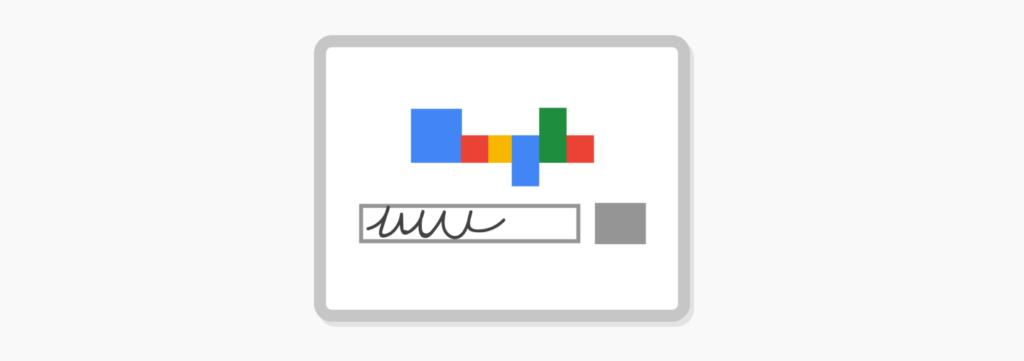 Google vyhledává