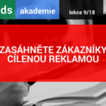 AdWords akademie :Zasáhněte zákazníky cílenou reklamou
