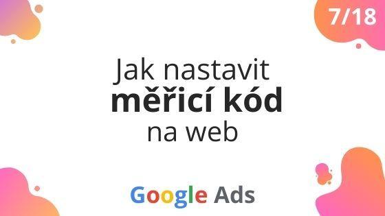 Google Ads akademie 7/18