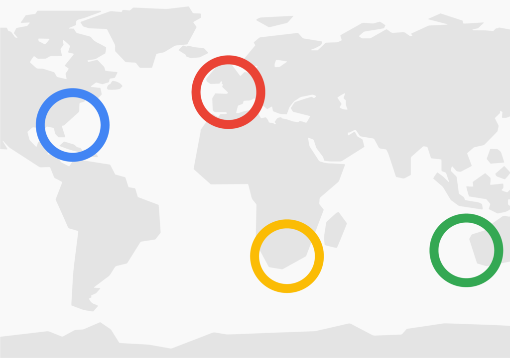 Přehled geograckého cílení v Google Ads