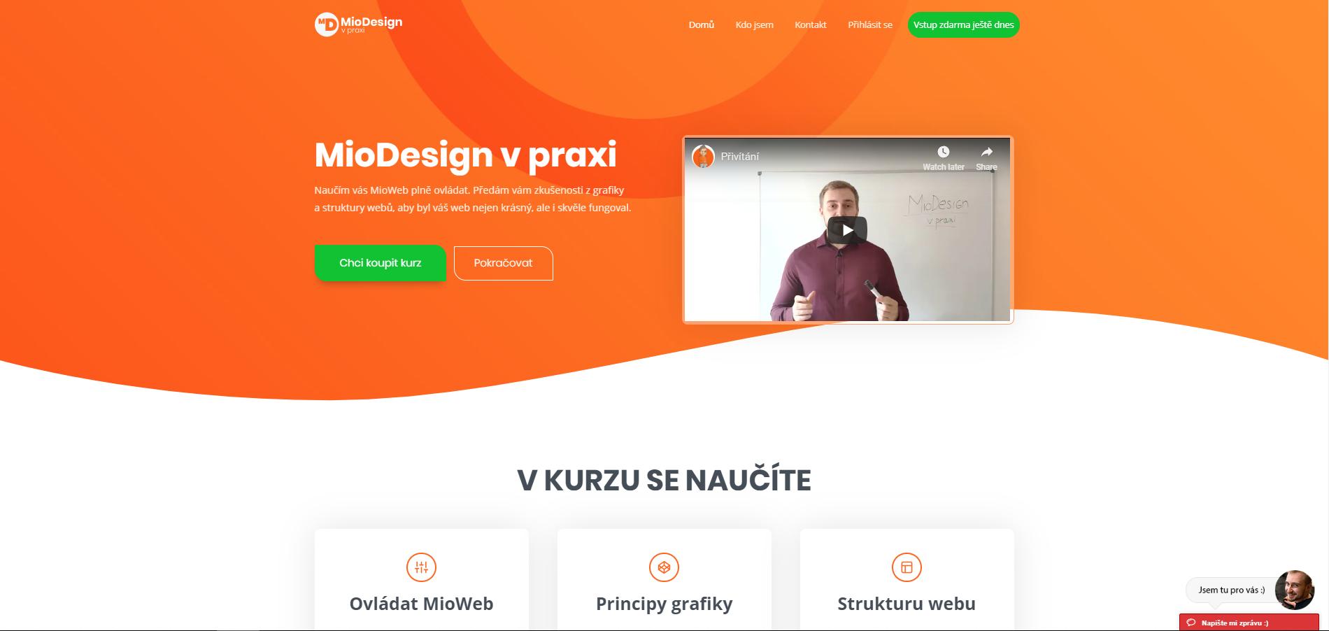 MioWebdesign online kurz