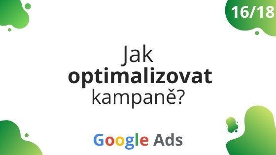 Google Ads akademie 16/18