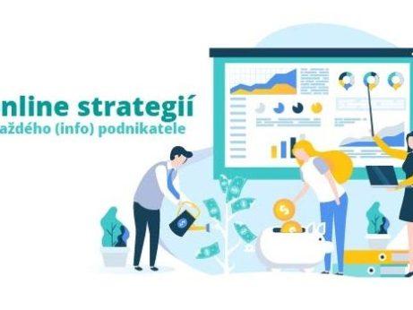 6 online strategií pro info podnikatele