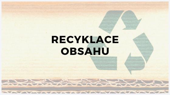 Recyklace starého obsahu na webu