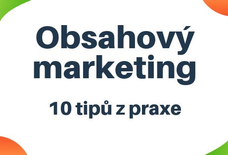 Obsahový marketing tipy
