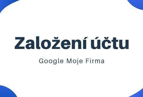 Google moje firma ověření společnosti