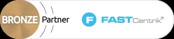 Bronzový Fastcentrik partner